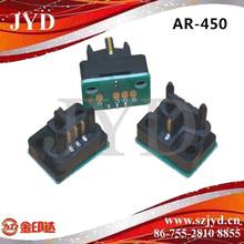 Office supply Compatible AR450FT/ST/LT toner chip for SHA AR M350/M350N/M350U/P350/280/450/M420/M450/M450U/P450