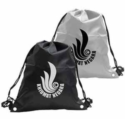 polyester folding shopping bag