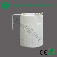 E14 Lamp Holder / E14 porcelain Lamp Socket / E14 ceramic Lamp base