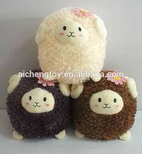 custom high quality baby soft plush toy lamb EN71 ASTM