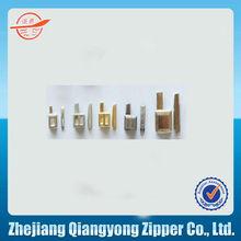 many color zipper pin and box slider