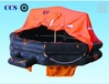 Marine Self-Righting Inflatable Life Raft SOLAS Approved