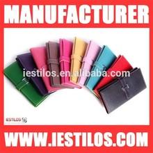 Best selling long wallet cheap lady wallet purse three folds designer wallet wholesale H