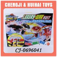 2014 Hot selling kids classic beyblade plastic toys magic peg top