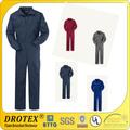 Atpv II singolo- strato valutazioni tuta fuoco ritardante/9 oz cotone materiale ignifugo per abbigliamento da lavoro di sicurezza di nuovo infiammabilità fuoco
