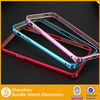 Fashion designer for iphone case, luxury bumper metal case, for iphone phone accessory wholesale price