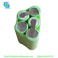 6.0v nimh rechargeable battery pack