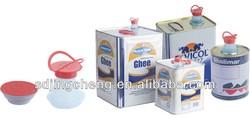 32mm Mason jars pour caps supplier China/edible oil bottle cap supplier