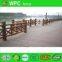 composite decking economic garden fence for house design