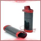 Metal Leather Lighter Case For BIC Custom