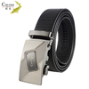 New products on china market china brand silver buckle men buckle genuine python snake skin leather belt
