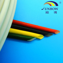 electrical wire silicone fiberglass sleeving insulation sleeve