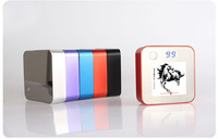 square tube backup battery customised picture gp portable power bank