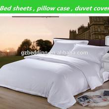Bed sheets , pillow cases , duvet cover wholesale