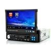 GPS DVB-T Bluetooth DVB-T TV 7 Inch Flip Out Display Car DVD Player