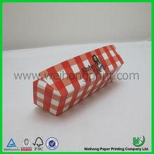china dongguan wholesale custom hot dog paper box