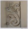 pvc coated ornamental wrought iron balcony safety fence