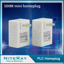 500Mbps powerline Ethernet review gigabit powerline network adapter