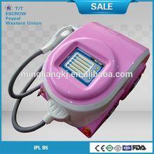 Hot sales skin care ipl equipment
