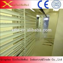 stable shinny gold epoxy polyester electrostatic spray powder coating production line equipment