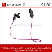 Newset design Sports Stereo Wireless Bluetooth Headset Handphone Earphone for Samsung iPhone
