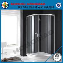 in fibra di vetro porta scorrevole cabina doccia semplice