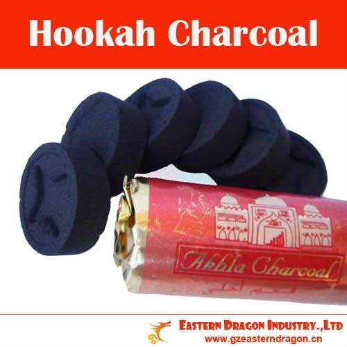 hookah coal supplier Ashless non-smell hookah coal supplier