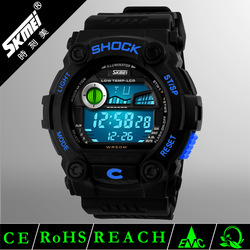 Latest Style Water and Shock Resist Colorful Best Cheap Watches Wholesale