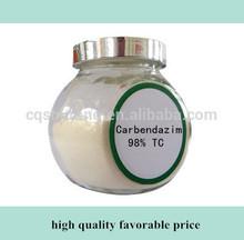 hot sale fungicide Carbendazim 98% TC, 50% WP/ CAS NO. 10605-21-7