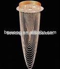 Hot sale hanging crystal light fixture&lighting fitting&Zhongshan lighting factory
