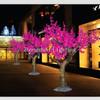 6 foot light up high simulation pink cherry tree