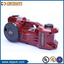 Professional Portable electric hydraulic car jack with infaltor pump