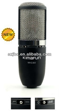 Professional studio recording microphone, ideal for computer,laptop, desk top and personal recording