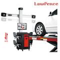 Guangzhou lawrence agência ferramenta garagem alinhamento das rodas do carro preço da máquina