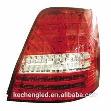 best quality universal plug and play car led taillights/auto parts kia sorento 2004 tail light