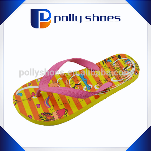 plate sole free size flip flop for rubber