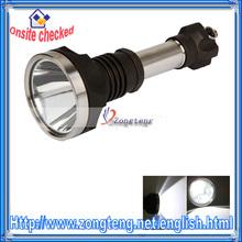 8W Streamlight 1000 Lumen LED Flashlight with Steel Head Black