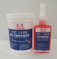 factory direct sale pre-applied threadlocker 1204