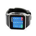 Orologio cellulare touch screen vapirius telefono orologi intelligenti GSM/GPS/acqua resistente/capacitivo touch screen orologio