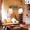 nuevo diseño de la pintura del techo de la lámpara de colgar decoraciones