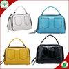 2014 leather ladies handbags, import handbags, crocodile leather handbags