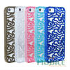 Fashion hollow out cell phone case For iPhone 5S cloud patten design