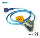 Nellcor Oximax 9pin Neonate Silicone Soft Spo2 Sensor Probe Baby Wrap Sensor Foot Probe CE Approved
