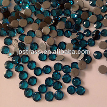 flat back rhinestone both of hot fix and non hot fix in superb shiny decorating diamonds