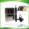 Cheapest electronic cigarette evod mt3 vaporizer pen double starter kit