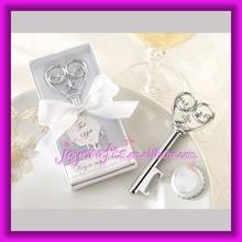 Wedding Favors Simply Elegant Key To My Heart Beer Bottle Opener
