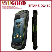 wholesale cell phone 3.5'' MTK6572 Dual Core Waterproof Mobile Phone doogee dg150 3g phone