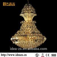 UL, CE Standards Big Ball Chandelier Lighting