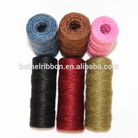 Eco-friendly natrual hemp jute twine rope for sale wholesale