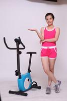 seated leg press fitness equipment for elderly